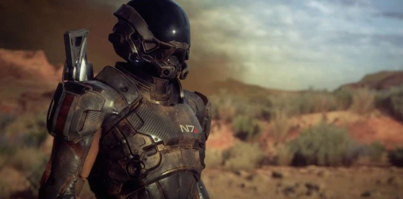 Here's When Mass Effect: Andromeda's Theme Music Will be Revealed
