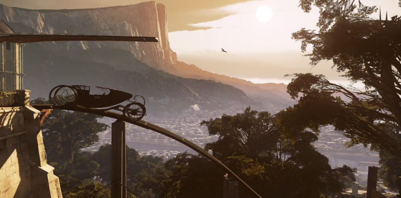 "Dishonored 2 Getting Free Update, ""Play Your Way"" Trailer Released"