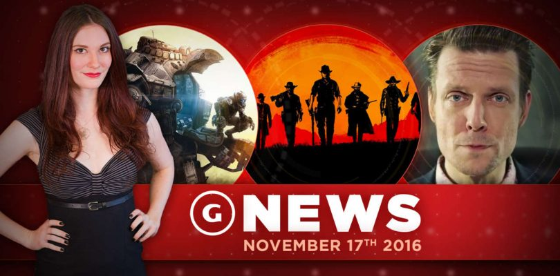 GS News – Red Dead Redemption 2 Details; Titanfall 3 Not A Sure Thing!