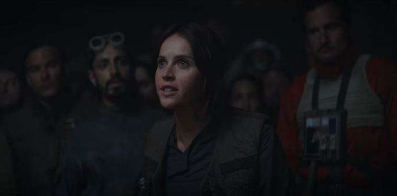 Watch New Star Wars: Rogue One TV Spot