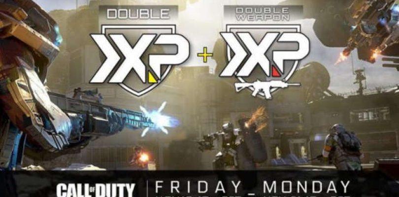Call of Duty: Infinite Warfare Offers Double XP All Weekend