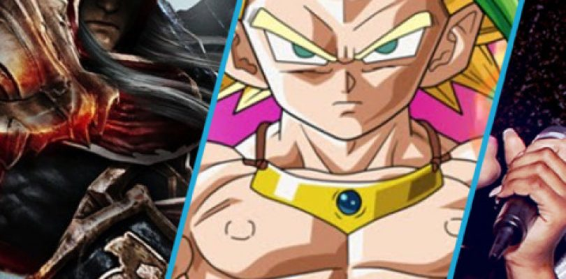New Releases: Dragon Ball Fusions, We Sing, Darksiders: Warmastered Edition