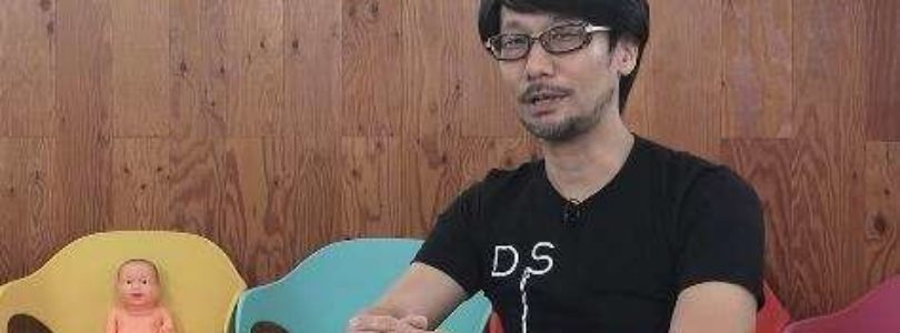 "Kojima Reflects on 2016 and Starting New Studio — ""Everything Was From Zero"""