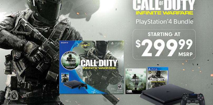 Sony Launching a New Slim PS4 Bundle With Two Call of Duty Games