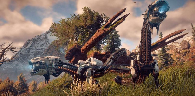 Horizon: Zero Dawn Has A Photo Mode, See Some Pictures Here
