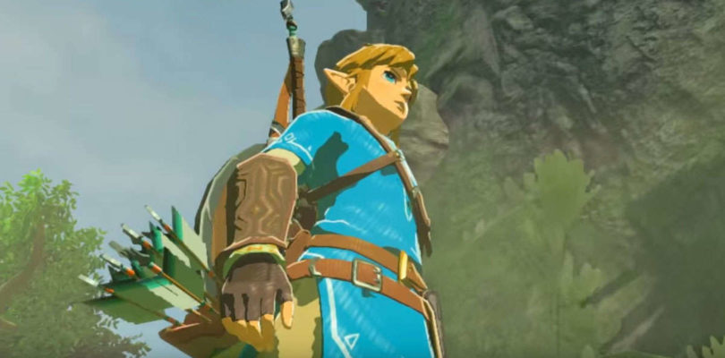 Nintendo Switch May Get Another Zelda Game After Breath of the Wild