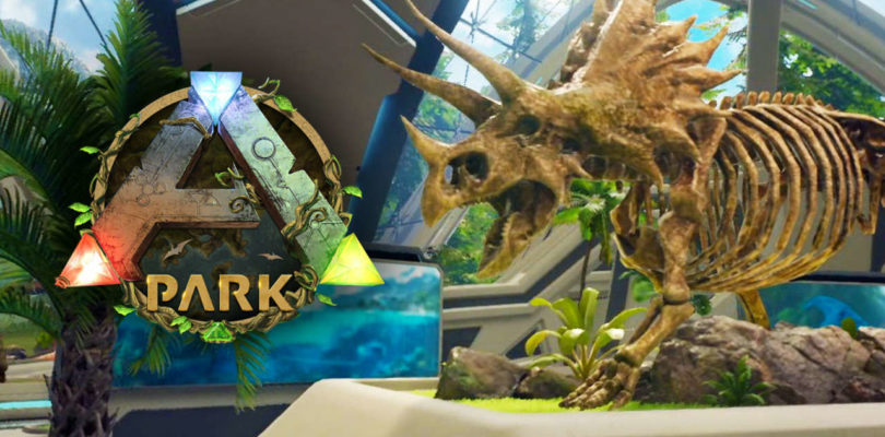 Ark Park – Exclusive Tech Demo