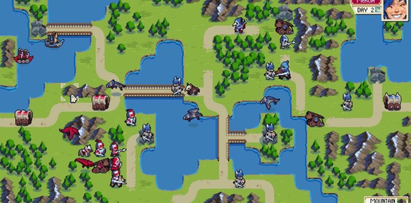 Advance Wars-Style Game From Starbound Dev Shown Off in New Screenshot