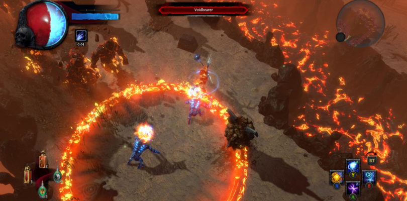 Diablo-Style RPG Path of Exile Comes to Xbox One in 2017, Still Free-to-Play