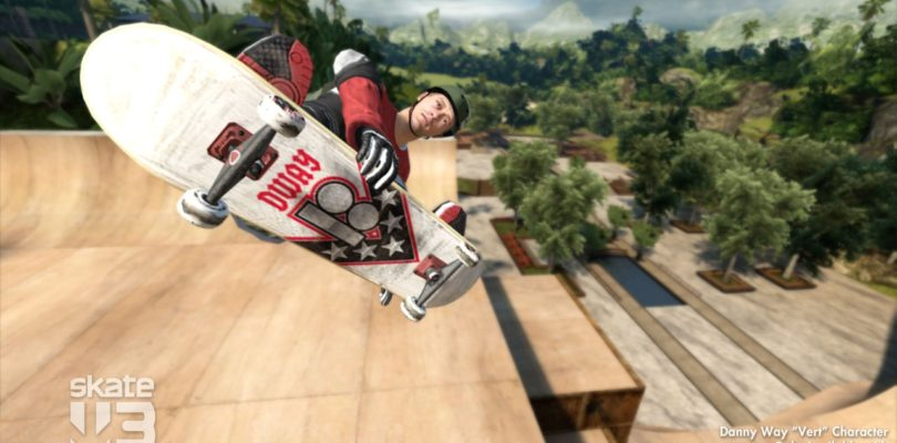 EA Is Not Making Skate 4 Right Now