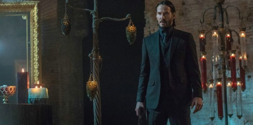 John Wick Is Ready for Action in New Images From Sequel