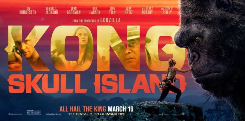 Kong: Skull Island Gets Stylish Banners and Four New Teasers