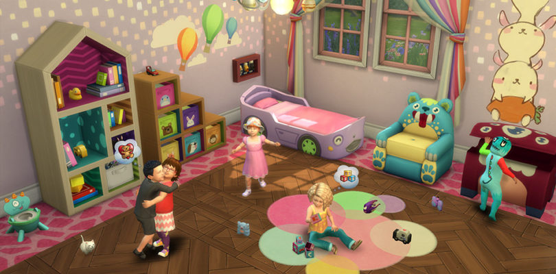 More Than Two Years After Launch, The Sims 4 Adds Toddlers