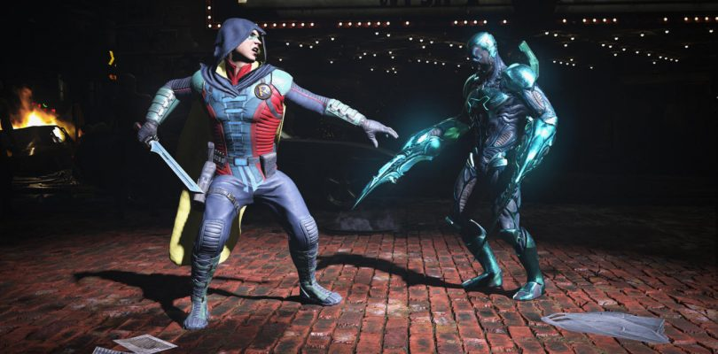 New Injustice 2 Story Trailer Shows Friends Becoming Enemies