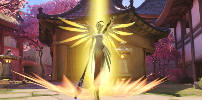 Overwatch Voice Lines Point to a Valentine's Day Event