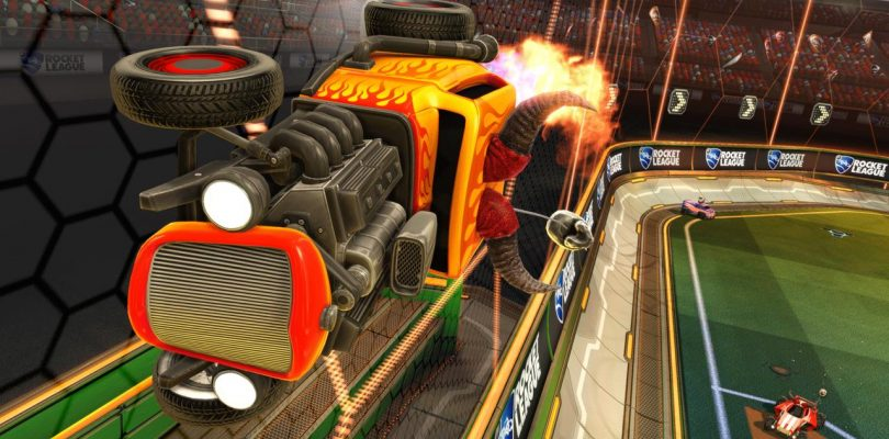 Rocket League Dev Clarifies Nintendo Switch Comments [UPDATE]