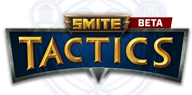 Smite's Strategy/Card Game Spinoff Enters Closed Beta Today