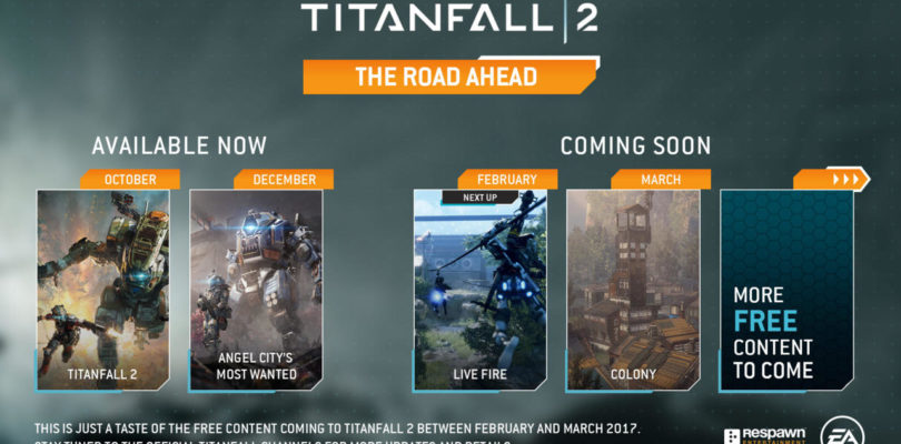 Titanfall 2's Next Few Months Of Free DLC Outlined, Including A Classic Map's Return