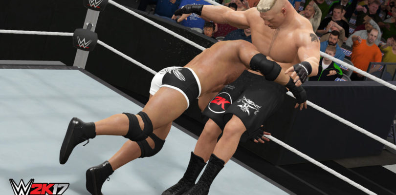 WWE 2K17 PC Release Date Slated for February