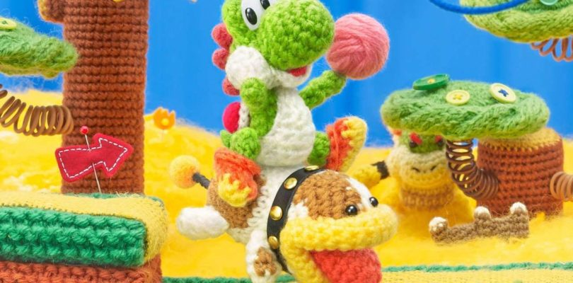Poochy & Yoshi's Woolly World Review Roundup