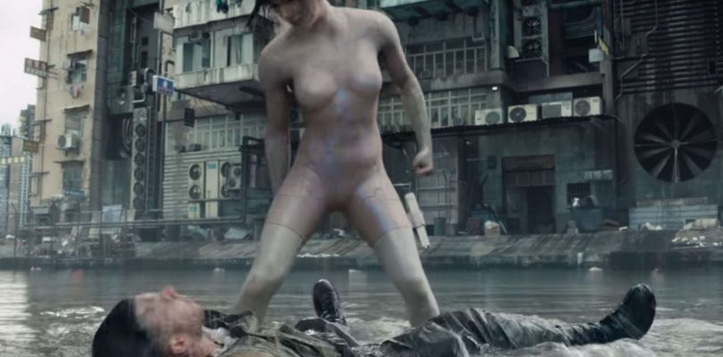 Watch The Ghost In The Shell Super Bowl Trailer