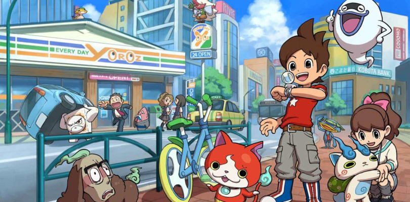 Yo-kai Watch 2 Finally Coming To Europe