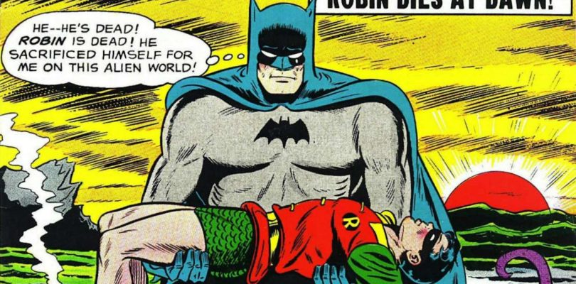 The Many Deaths Of Robin
