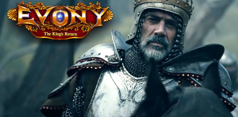 The Battle of Evony – 2017 Super Bowl Commercial
