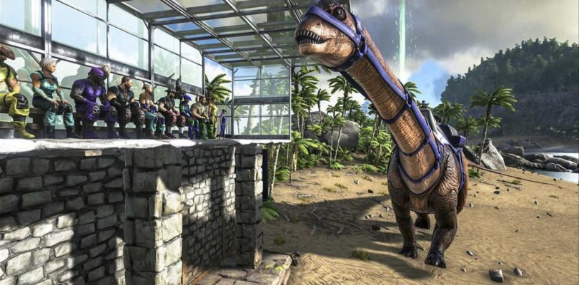 Ark: Survival Evolved For Nintendo Switch? No Plans Currently, Dev Says