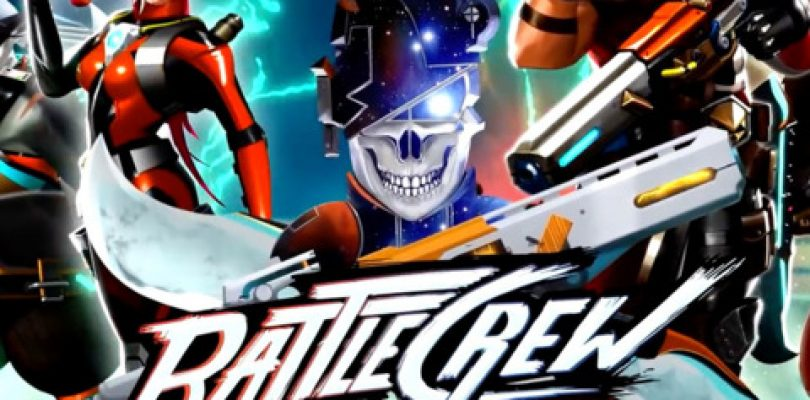 BATTLECREW Space Pirates – Steam Early Access Launch Trailer