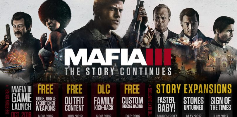 Mafia 3 Story Expansions Revealed, Here's When They Launch